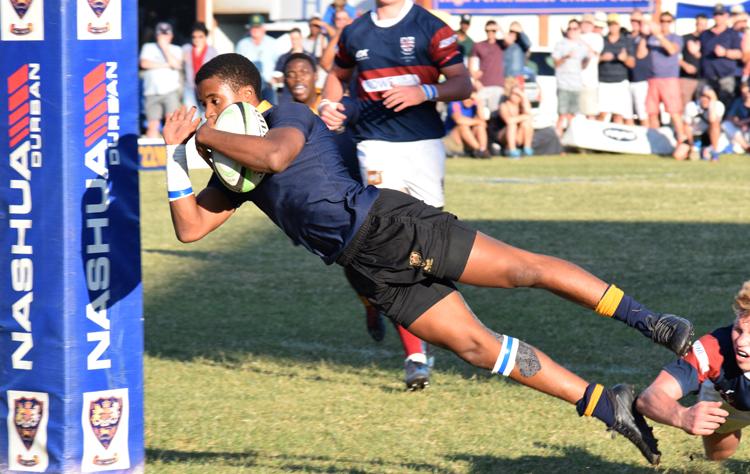 Rugby: DHS v Westville (1stXV)